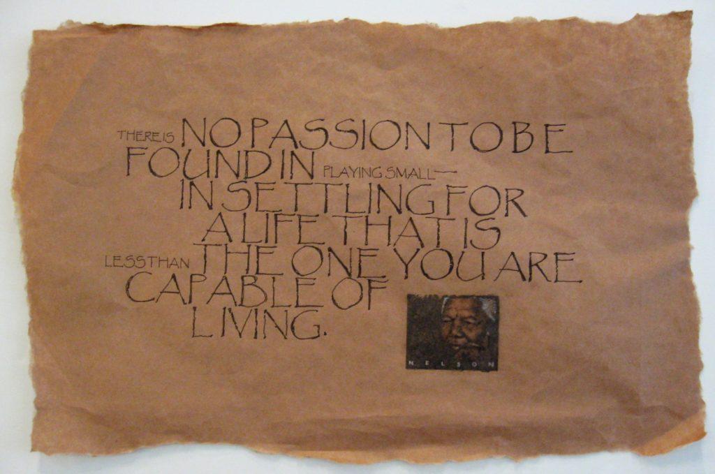 Nelson San Antonio Calligraphers 39 Guild